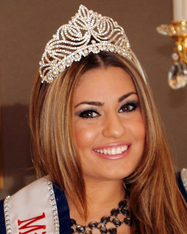 Jennifer Chahoud|| Miss Arab 2010